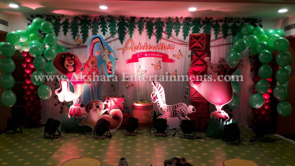 3D Theme Decorators In Hyderabad