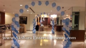 Balloon Decors In Hyderabad