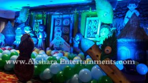 First Birthday Party Decors