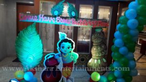 First Birthday Party Decorators In Hyderabad