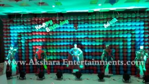 Balloon Decorators In Hyderabad